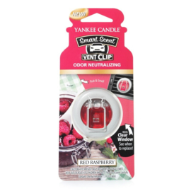 Red raspberry - Vent clip - Yankee candle