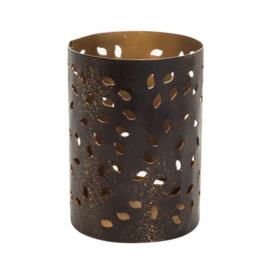 Gratis bij aankoop van 3 woodwick travel candle - Glowing leaf