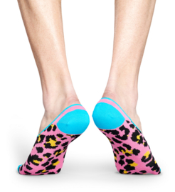 Liner Socks - Leopard - maat 41-46