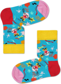 Happy Socks Pink Panther 12 - 24 maanden
