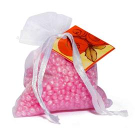 Boles d'olor Geurkorrels / Parels - Rosa - Roos