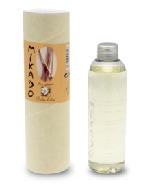 Mikado navulling  - Witte Bloemen