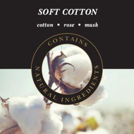 Soft Cotton Geurlamp olie 250 ml