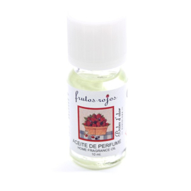 Geurolie Boles d'olor - Red fruit - Rode vruchten 10 ml.