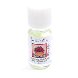 Geurolie Boles d'olor - Red fruit - Rode vruchten 10 ml.