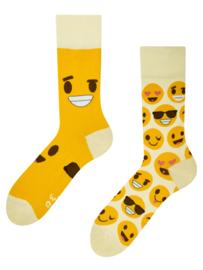 Vrolijke Sokken - Smileys - Mt. 43-46