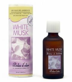 Geurolie Brumas de Ambiente White Musk - Witte Musk 50 ml.