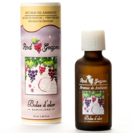 Geurolie Brumas de Ambiente Red Grapes - Rode druiven 50 ml.