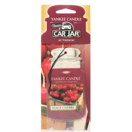 Black Cherry - Car Jar - Yankee candle