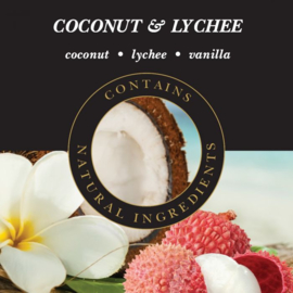 Coconut & Lychee  Geurlamp olie 250 ml