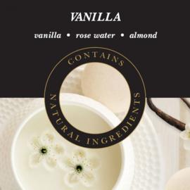 Vanilla Geurlamp olie 250 ml