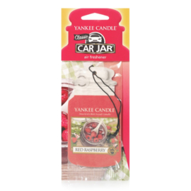 Red Raspberry - Car Jar - Yankee candle