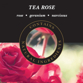 Tea Rose  Geurlamp olie 250 ml