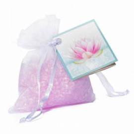 Boles d'olor Geurkorrels / Parels - Flor de loto - Lotusbloem