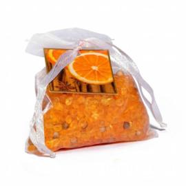 Boles d'olor Geurkorrels / Parels - Naranja Y Canela - Sinaasappel en kaneel