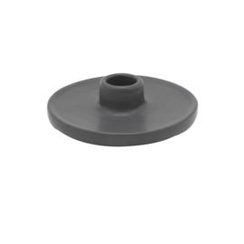 Kandelaar - Floss Zwart - Kaarshouder - dinerkaars Scentchips®