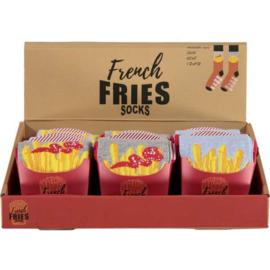 French Fries sokken