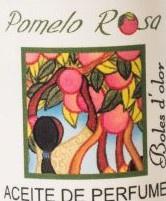 Geurolie Brumas de Ambiente - Pomelo Rosa -  50 ml.