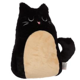Feline Fine Zwarte Kat Deurstopper