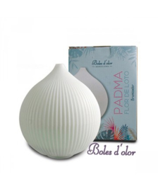 Boles d'olor - Aroma - Mist diffuser Padma Lotus Bloem - wit
