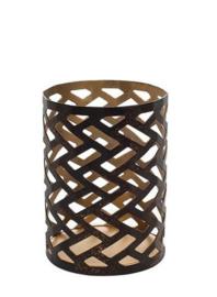 Gratis bij aankoop van 3 woodwick travel candle - Herringbone