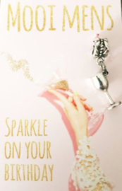 Sparkle on your birthday