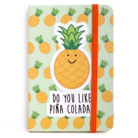 Notebook - Pina colada