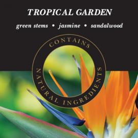 Tropical Garden Geurlamp olie 250 ml