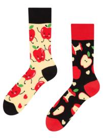 Vrolijke Sokken - Appels - Mt. 39-42