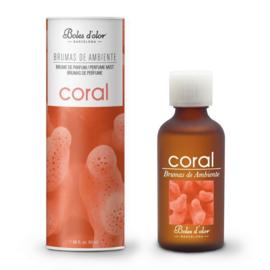 Geurolie Brumas de Ambiente Coral -  50 ml.