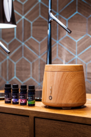 Aroma - Mist Diffuser - EVE (hout)