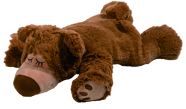 Warmies ®  Sleepy bear - bruin