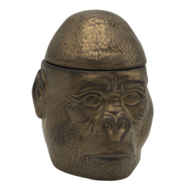 Gorilla Bokita Mat Goud Waxbrander