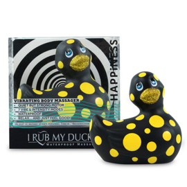 I Rub My Duckie 2.0 | Happiness (Zwart & Geel)