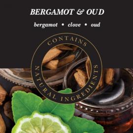 Bergamot & Oud Geurlamp olie 250 ml