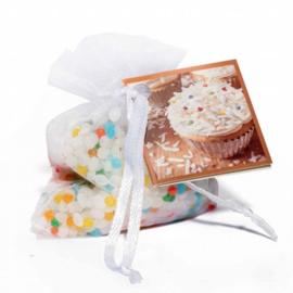 Boles d'olor Geurkorrels / Parels - Coco Cupcake