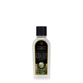 White cedar & Bergamot Geurlamp olie 250 ml