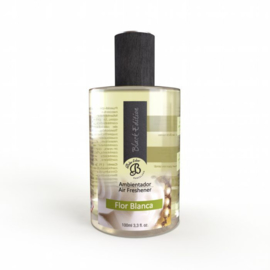 Boles D'olor spray black edition  100 ML -  Flor Bianca - Witte bloemen
