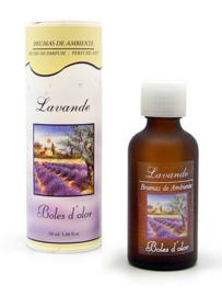 Geurolie Brumas de Ambiente - Lavende - Lavendel 50 ml.