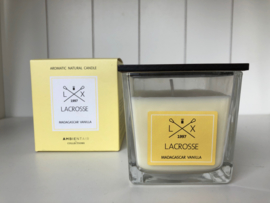 Scented Candle - Madagascar Vanilla - Lacrosse