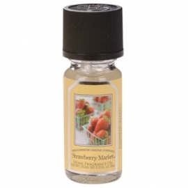 Strawberry market Frangrance Oil 10 ml.