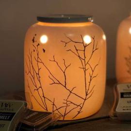 Elektrische Warmer – Vase Gold