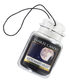 Midsummer's night  - Car Jar - Yankee candle
