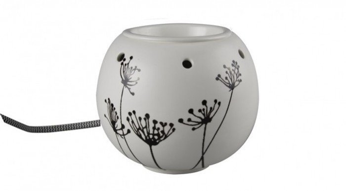 Elektrische Warmer – Bowl Black