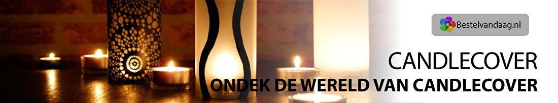 Candlecover - Tjooze B2B - Bestelvandaag