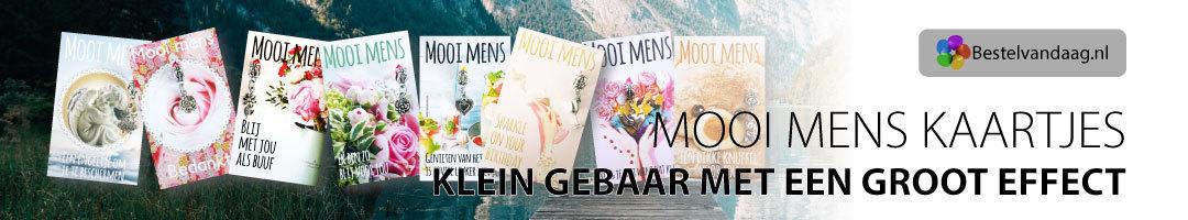 Mooi Mens kaartjes - B2B - Bestelvandaag -Tjooze