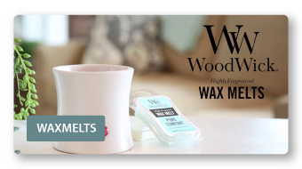 Waxmelts Woodwick