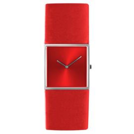 dsigntime/JLDC horloge rood