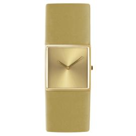 dsigntime/JLDC horloge goud & goud