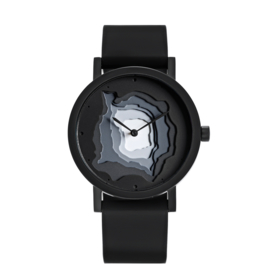 projects watches terra time horloge zwart